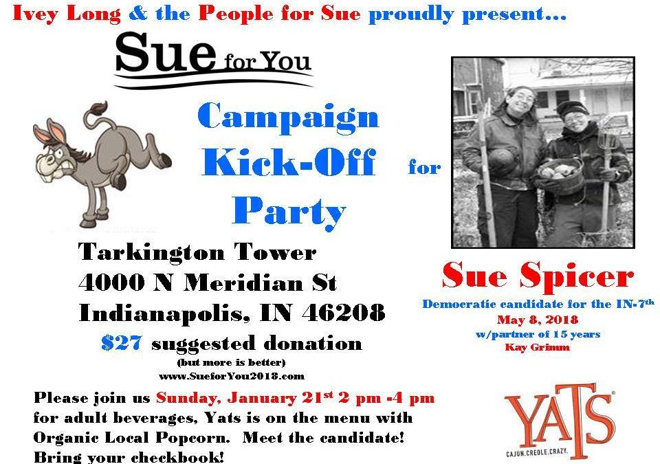 Campaign Kick-Off Party